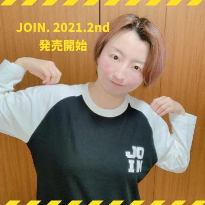 ☆JOIN.2021.2nd新作発売開始☆